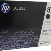 Jual Beli HP Laserjet Toner 87A Black (CF287A)